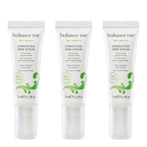 Balance Me Congested Skin Serum 7ml Trio   Congested skin ...