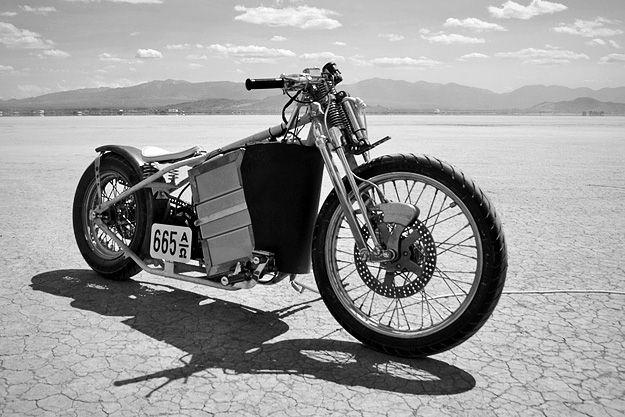 Harley Electric Bobber I Ll Take One Harley Frame Coop Shoots The