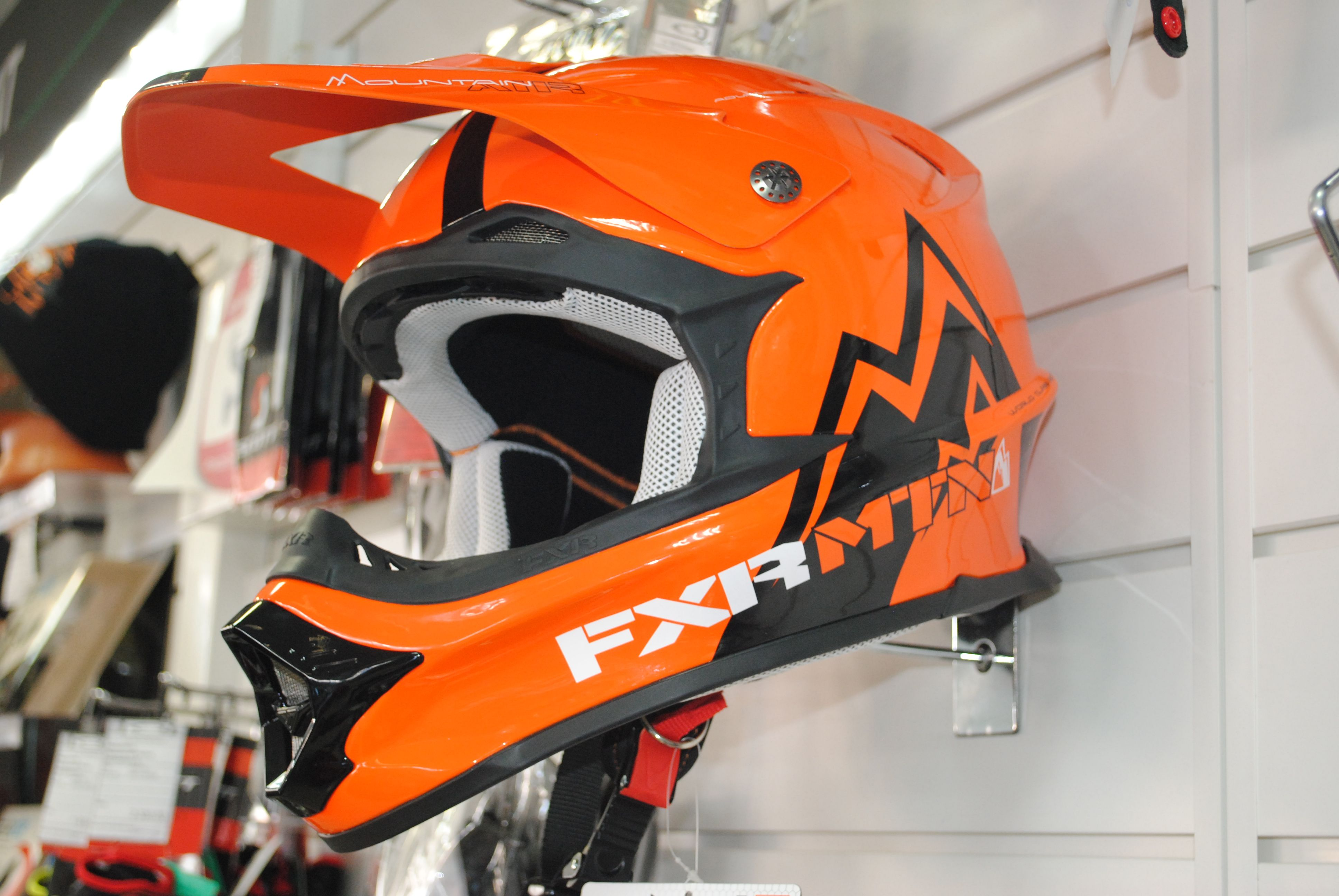 FXR Blade Super Lite Mountain Air, XL цвет Orange 12699
