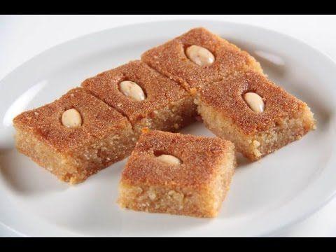 طريقة تحضير قلب اللوز حصة أذواق خديجة Samira Tv Arabic Dessert Desserts Syrian Food