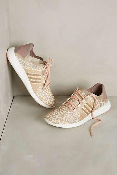 Adidas By Stella McCartney Leopard Blush Sneakers