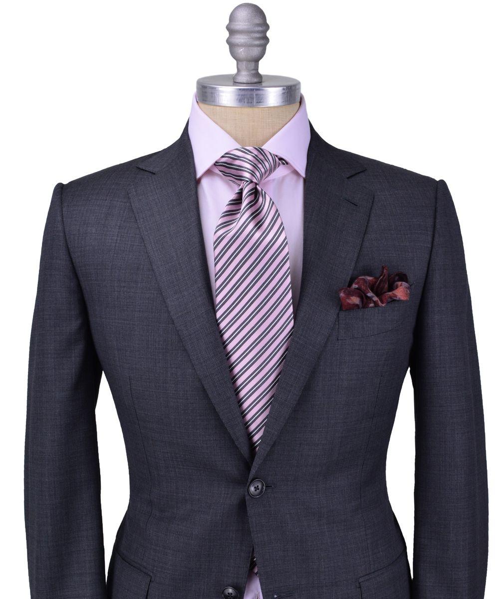 Zegna Grey   Grey suits   Pinterest   Traje, Moda masculina y Caballeros