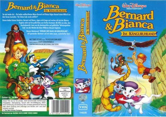 Bernard Und Bianca Im Känguruhland Stream