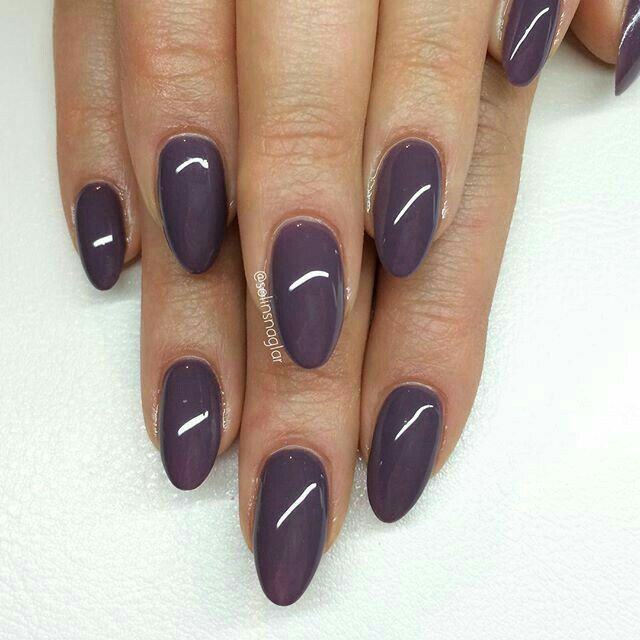 Ashy purple almond nails nails nail art pinterest almond ashy purple almond nails prinsesfo Choice Image