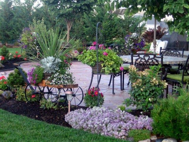 como crear espacios en el jardines - Buscar con Google jardines