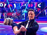 Kellie Bright and Kevin Clifton do the tango on Strictly - http://goo.gl/nyB5TE