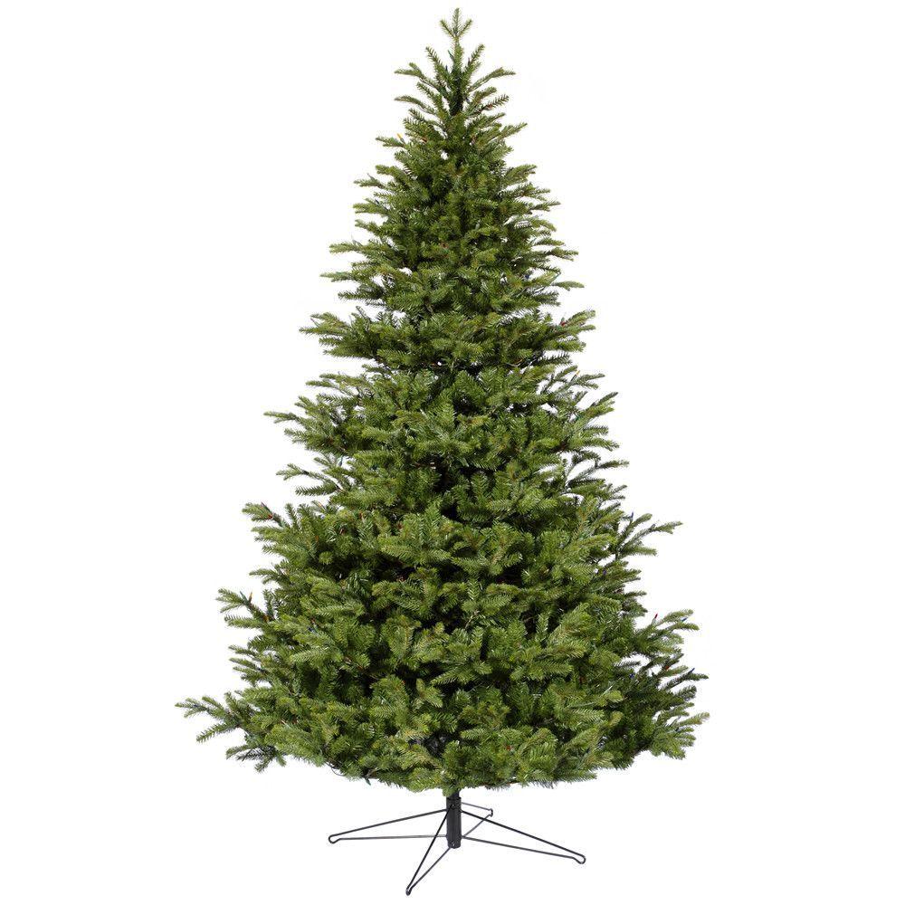 6.5' Vickerman G113065 Norwood Fir - Green Christmas Tree
