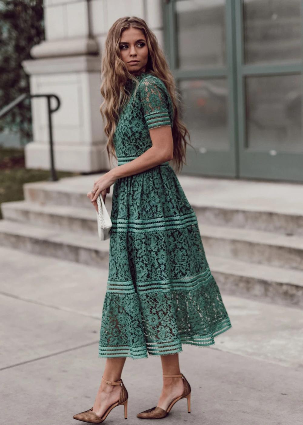 Photo of Duchess Lace Dress