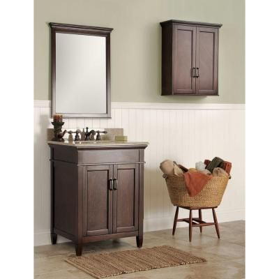 Home Decorators Collection Ashburn 24 In W Bath Vanity
