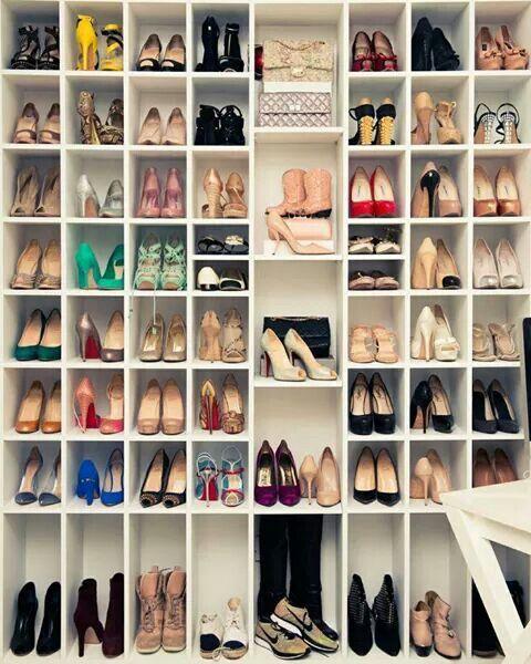 Organizador de zapatos dormitorio papa y mama - Organizador de zapatos ikea ...