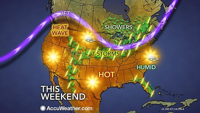 Stormy Weekend in Store for Chicago | Bad winds blowin