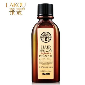 Pure Monaco NUT Hair Oil Argan oil 60ml keratin free clean hair curly Hair Treatment hair care mask Free shipping Professional Makeup Brush Set