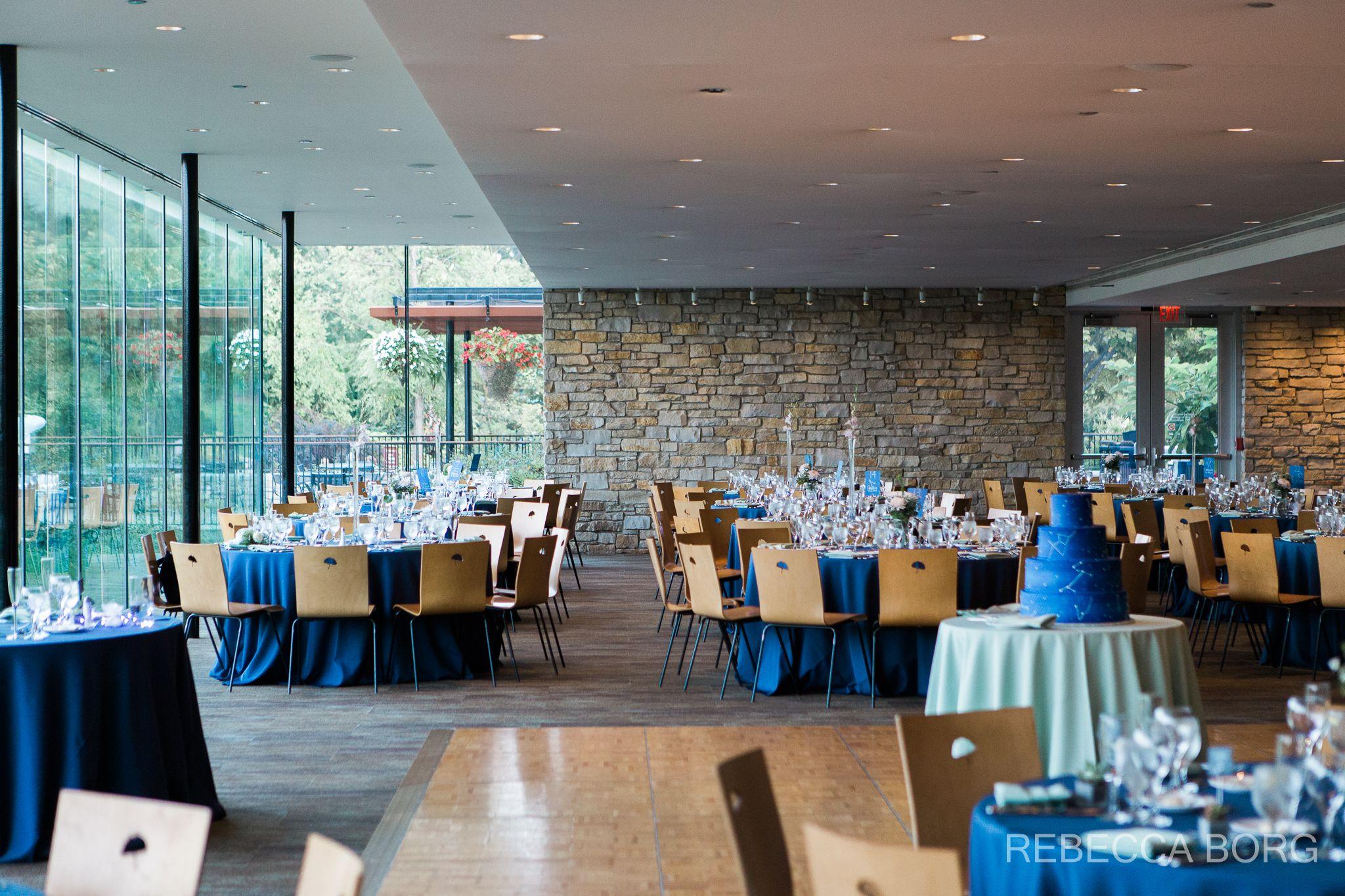 Ginkgo Restaurant And Cafe Wedding At The Morton Arboretum In Lisle Illinois