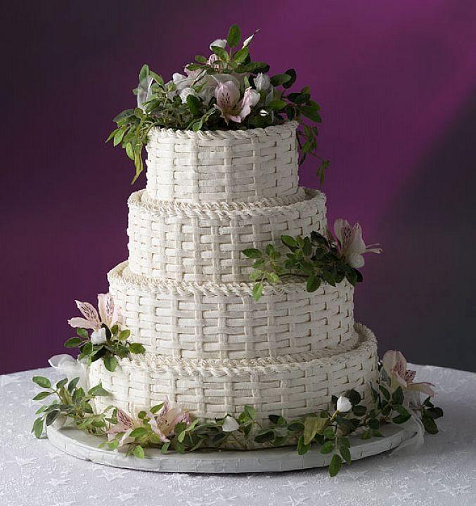 Design Your Own Wedding Cake: Unique Wedding Reception Ideas