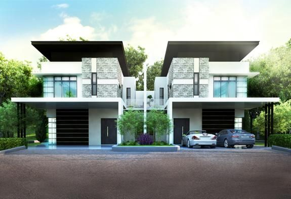 Duplex development is on the rise. | Duplex house design ...