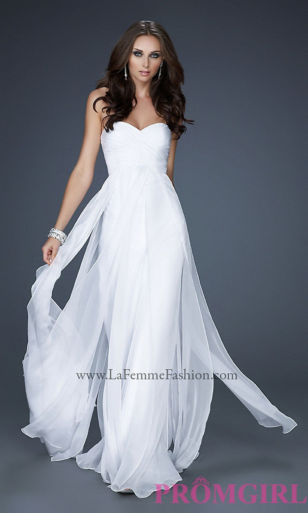 Long prom dress style lf front image brittany commencement