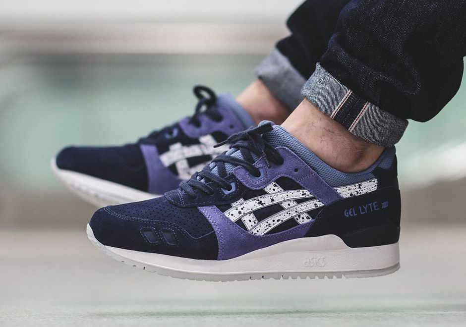 big sale e0226 f9298 Going by Indian Ink, the col. ASICS - GEL LYTE III