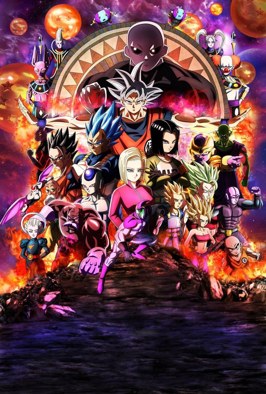 Download Dragon Ball Super Wallpaper By Silverbull735 B7 Free