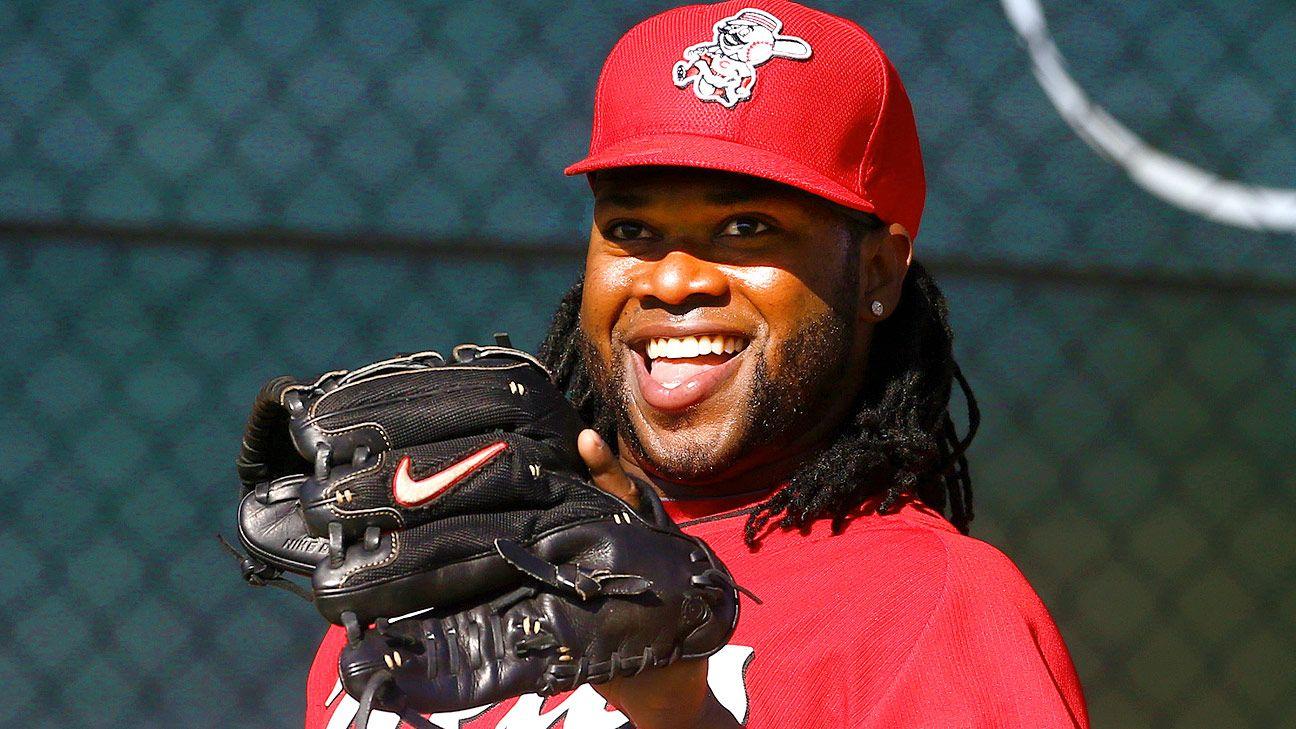 Sale, Cueto named AllStar starting pitchers Cincinnati