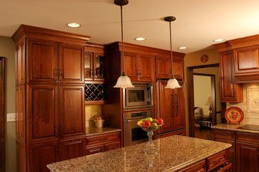 kitchen warm colors | warm kitchen colors