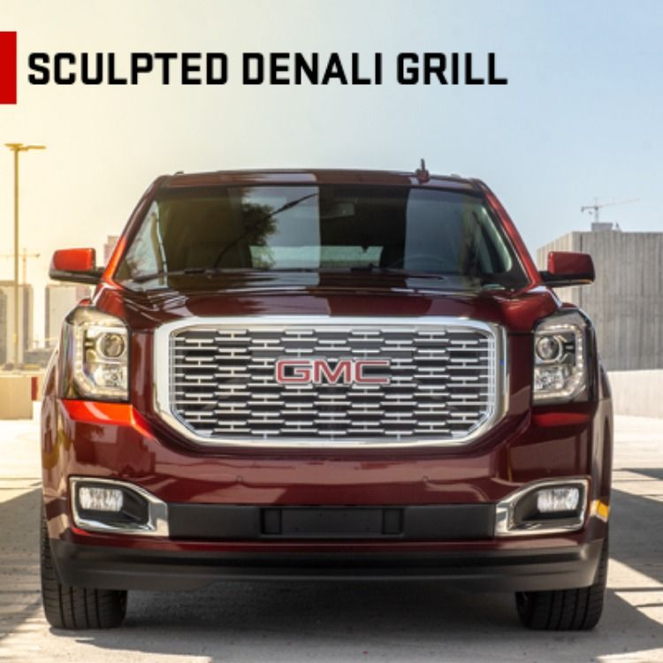 Step Out In Style In A New Gmc Yukon With These Outstanding Black