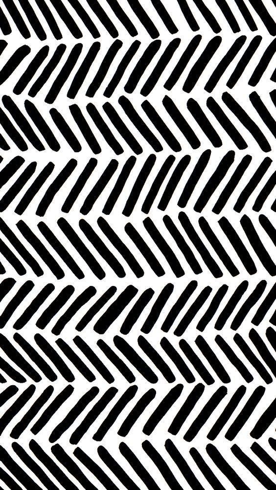 Broken Black White Chevron Pattern Black White Prints Black White Prints Art Black White Prin Pattern Wallpaper Chevron Wallpaper Iphone Wallpaper