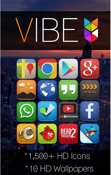 Vibe Icon Pack Versi 2.4.5.1 Apk Download Free Apk