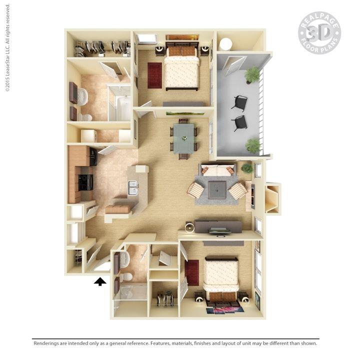 1 2 And 3 Bedroom Apartments In San Antonio Texas Signature Ridge Apartment 3 Bedroom Apartment First Apartment