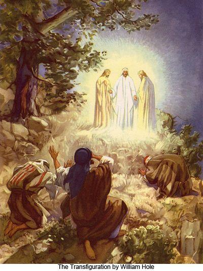 The Mount of Transfiguration: Paper 158, The Urantia Book | Transfiguration  of jesus, Jesus christ painting, Jesus art