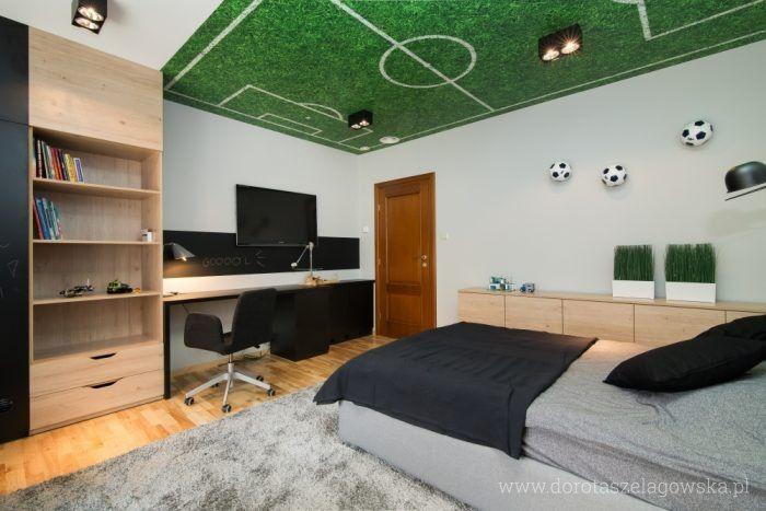 Piłkarski Pokój Dla Chłopca Dorota Szelągowska Blog