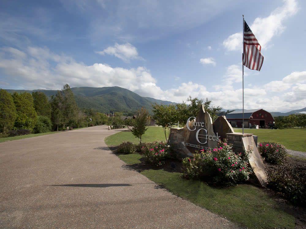 Vms Properties Visit My Smokies Best Rv Parks Smoky Mountains Smokies