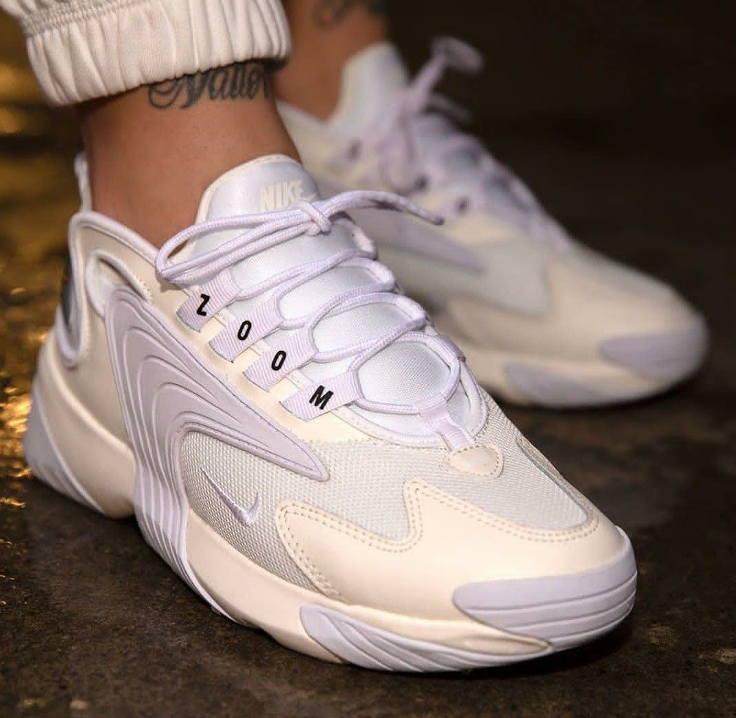 air max zoom 2k blanche