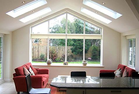 Kitchen Dining Extension To Detached House In Harrogate