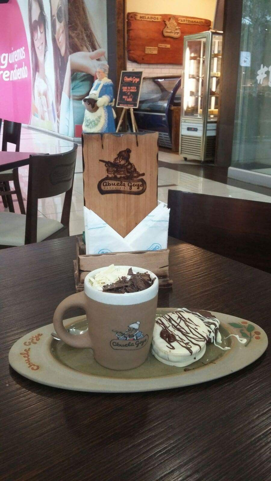 Franquicia ABUELA GOYE #chocolates #helados #reposteria #ahumados ...