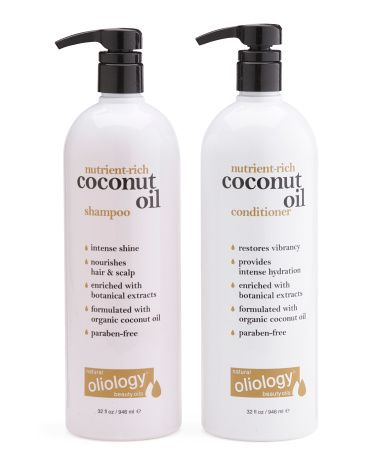 Shop Tjmaxx Com Discover A Stylish Selection Of The Latest Brand Name And Designer Fashions All At A Shampoo Conditioner Set Shampoo And Conditioner Shampoo