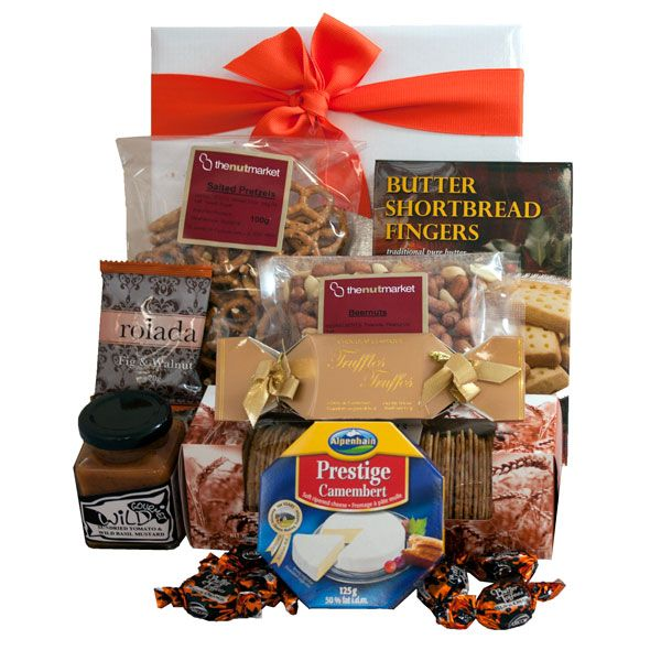 Simply Fine Gourmet Food Hamper | Gift Baskets Brisbane & Australia