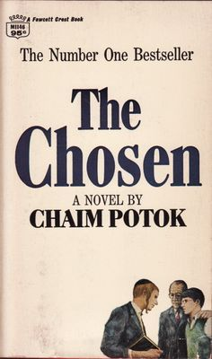 THE CHOSEN CHAIM POTOK EBOOK