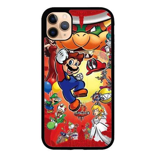 Super Mario Oddysey L2783 iPhone 11 Pro Max Case di 2020