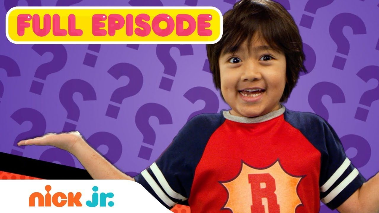 Quatang Gallery- Ryan S Mystery Playdate Full Episode W Dave Grohl Nick Jr Youtube In 2020 Full Episodes Dave Grohl Nick Jr