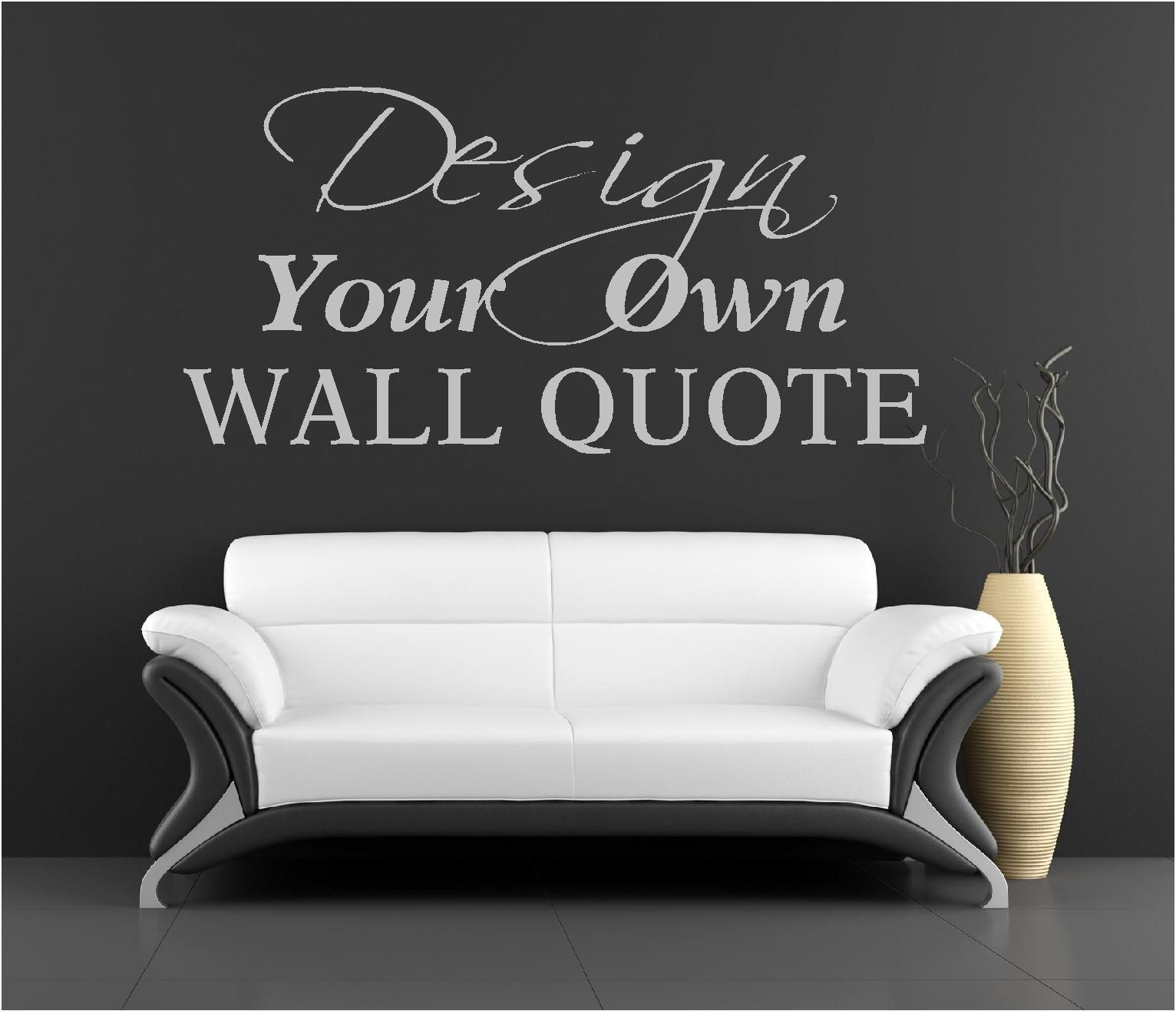 Great Country Make Your Own Wall Decal Quotes Green House Design Ideas | Home  Furniture Ideas