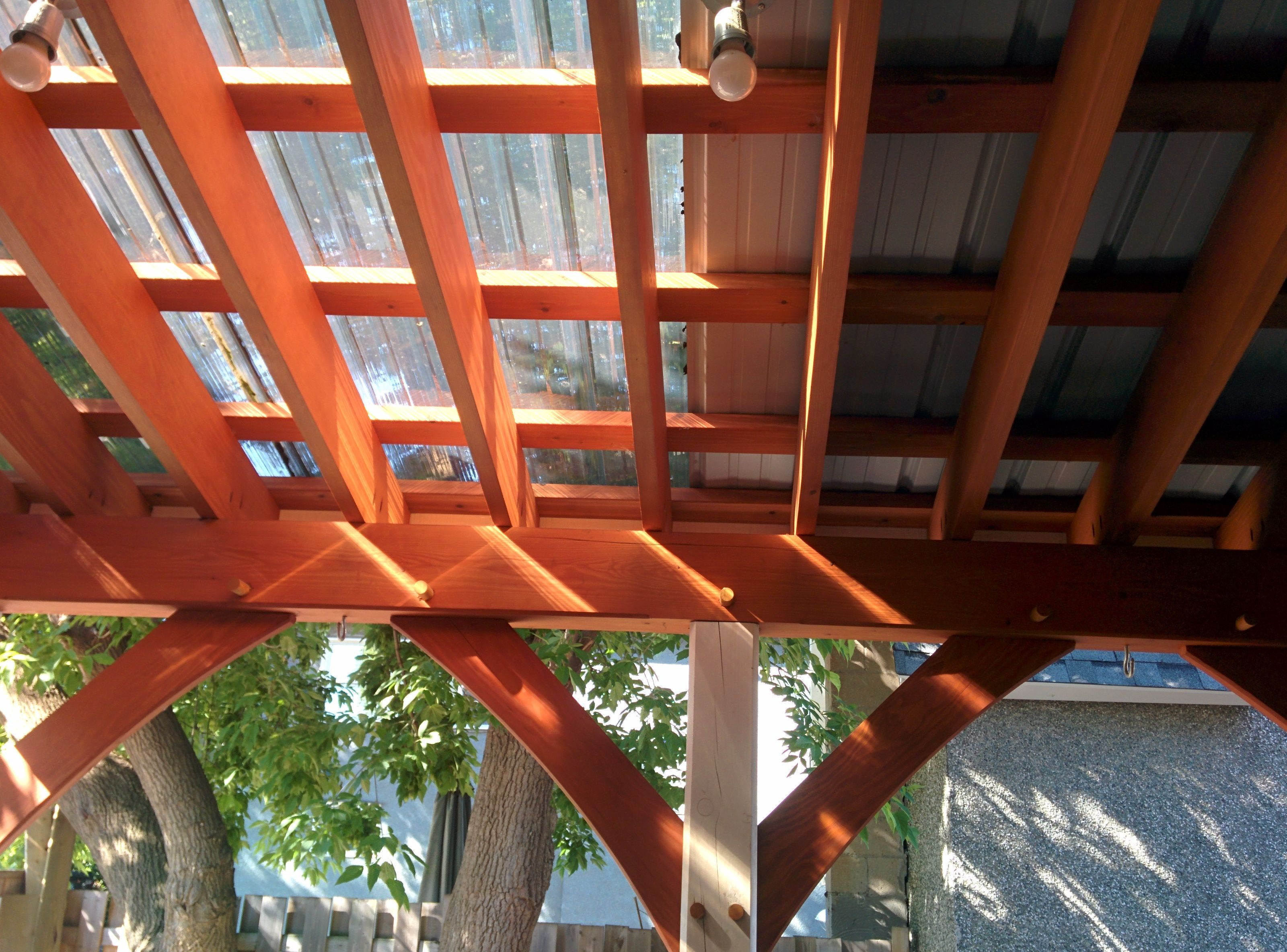 Image Of Polycarbonate Roof Panels Ideas
