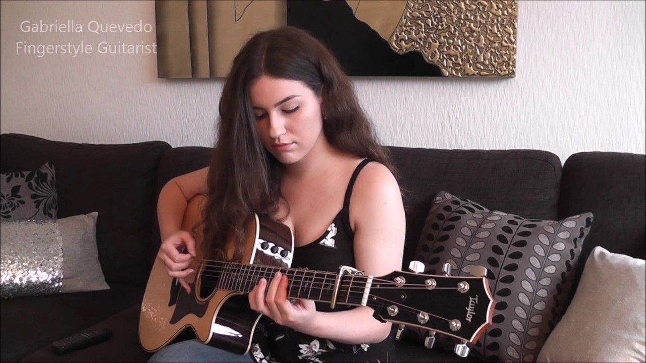 how to play sweet home alabama on guitar fingerstyle