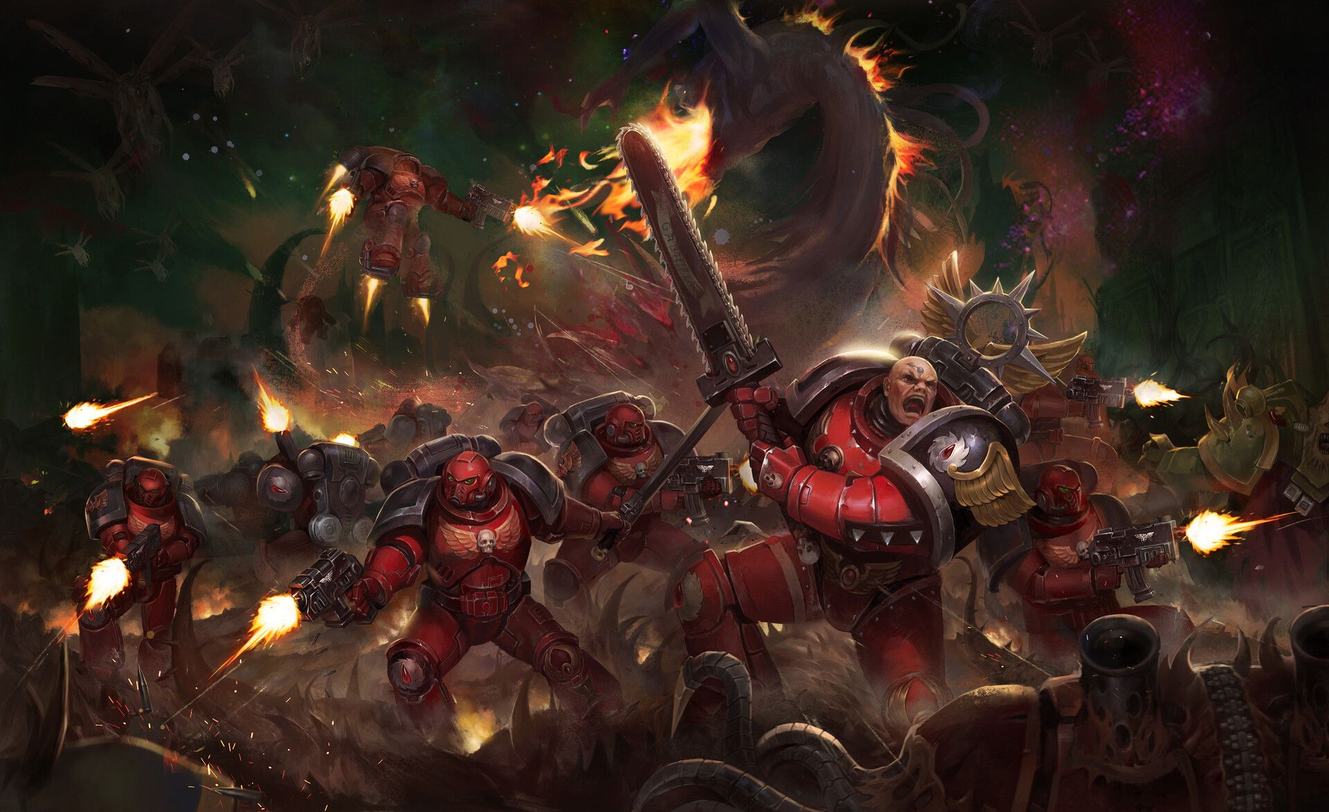 Pin On Warhammer Space Marines