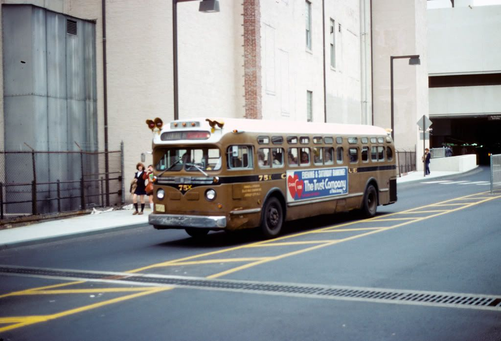 Lafayette and Greenville Bus(NJ) Old Look GMC Jersey