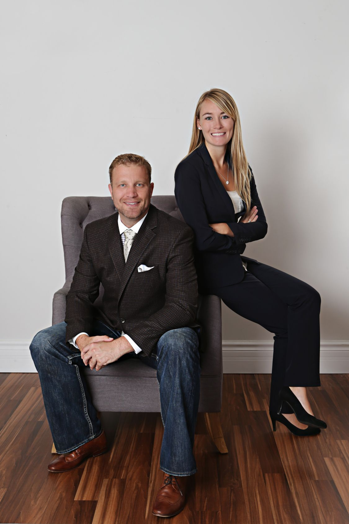 Mike Heddle & Shawna Connelly of The Heddle Group