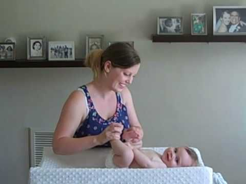 great video demonstration of baby massage we used baby