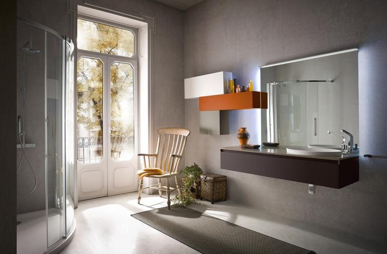 Bagni mobile bagno mobili in appoggio o appesi