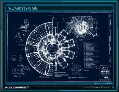 Iron man blueprint google search marvel blueprints and secrets what is the theoryconcept behind the miniature arc reactor built by tony malvernweather Choice Image