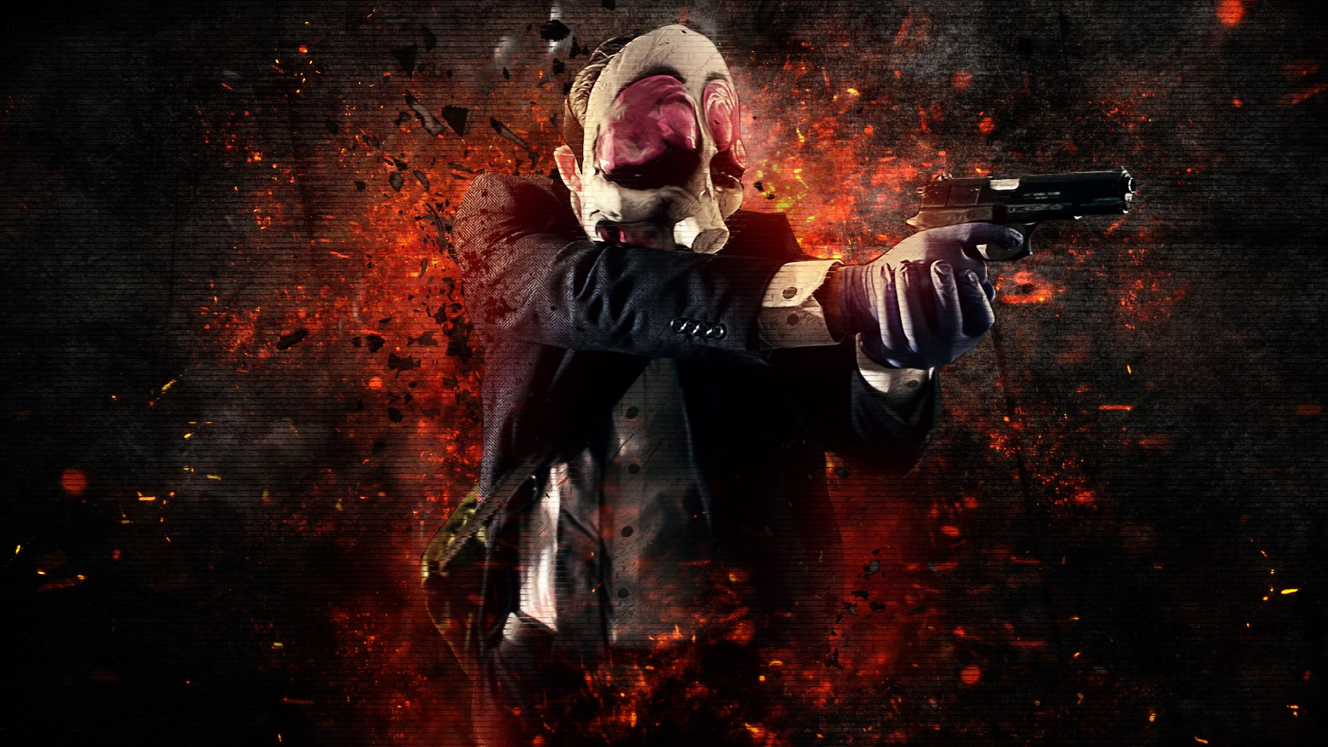 Pin By Eric To On Mafia Pinterest Payday 2 Payday The Heist And