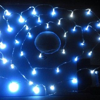 Greetings Space Cadets, I was really busy night at work last night and have finally built myself a Magic/Twinkling/Star field Eye Light. I've wanted to build one of these for years ever since I heard them discussing one in the Commentary on the Extended Lord Of The Rings...